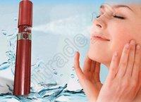Wholesale Portable Nano Skin Handy Mist Spray Atomization Facial Moisturizing Humectant Spray Mini Face Steamer Electronic Beauty Equipment LJJQ50