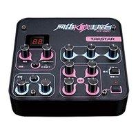 amplifiers and mixers - Hot Takstar mx620 Mixer mx external USB sound card mixer v console integrated mixer sound effects and amplifiers in one