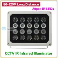 anpr camera - High End Long distance M high power IR LED illuminator Infrared assistant light for CCTV LPR ANPR Camera