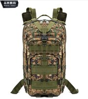 Wholesale 2016 new camouflage backpack hiking hiking packages Tactical backpack shoulders p