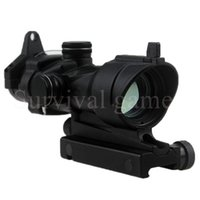 best portable hd - Hunting x32 Illumination Red Green Dot Rifle Sight Scope HD B Style Portable Best Quality