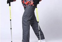 Wholesale Polisi Professional Men s Windproof Waterproof Ski Bib Pants Breathable Winter Outdoor Sport Snow Skiing Snowboarding Trousers