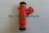 Wholesale high quality fuel injectors fit for citroen c2 for peugeot original parts