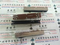 Wholesale of SL g A100K tuning pusher duplex potentiometer handle mm long MMC