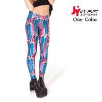 Wholesale Hot Sale Casual Slim Colorful Women Sport Trousers Fashion High Waist Leggings Tight Woman Slim Bandage Yoga Pants Women Legging
