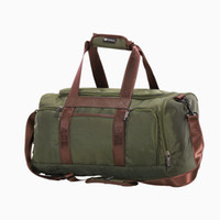 animal weekend bag - Suissewin Vintage military men travel Satchel Army Green messenger bag bags Men lightweight tote weekend Duffel Bag