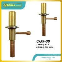 automatic expansion valve - 2 KW R134a automatic expansion valve for ice cream maker machine replace saginomiya valves