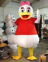 athletic photos - Donald Duck mascot costume photo real luxury Donald and Daisy Duck mascot mascot of adult clothing clothing Halloween party role play