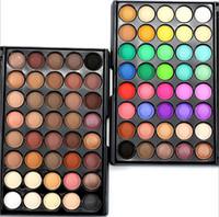 best color for blue eyes - Best color eyeshadow palette for brown blue eye black gold green orange more colorful eyeshadow put in pocket design