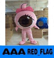 baby s pink eye - Eyes baby Mascot Costume Adult Character Costume mascot As fashion freeshipping LLFA