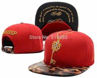 Wholesale CHOP gold key Snapback hats Scissors leopard men women s snap back fashion gorras bones baseball caps