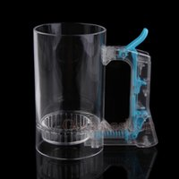 Lens beer foam - New Arrival Party Beer Foaming Cup Sparkling Beer Mug Wine Water Frothing Cup Party Wine Foaming Cup order lt no track