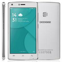 Doogee X5 MAX batería 4000mAh 360 grados de la huella digital de 5.0 pulgadas Android 6.0 MTK6580 GSM Quad Core 1GB + 8GB dual 8.0MP 3G WCDMA
