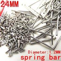 Wholesale watch repair tools kits MM spring bar watch repair parts Stainless steel diameter mm SP012