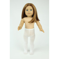 american girl doll tights - White Tight Pants Fit quot American Girl Doll Clothes Accessories