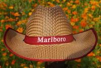 Wholesale New Large Brimmed Beach Straw Hat Women Men Crimping Cowboy Hat Three Blades Of Grass Sunscreen Fishing Sun Hat