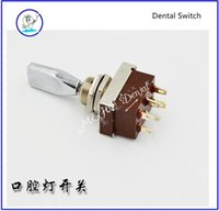 dental chair - Dental Oral Lamp Light Power Switch for Dental Chair Unit Brand New