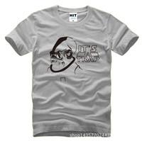 admiral blue - WISHCART Admiral Ackbar IT S A TRAP Star Wars Funny Cool Death Star Printed Mens Men T Shirt Tshirt Cotton T shirt Camisetas Hombre