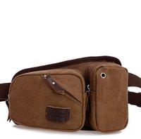 ags fashion - ags and purses for girls Recreational sports men Messenger bag chest bag Korean purse outdoor canvas shoulder bag man