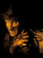 american elm - 24X36 INCH ART SILK POSTER A Nightmare On Elm Street Classic Retro old Movie Poste home deco