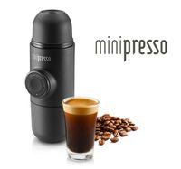 automatic espresso machine - WACACO Minipresso Manual Espresso Coffee Machine Mini Portable Coffee Machine Coffee Maker Machine Cafe Cafetera Redmond
