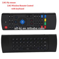 Wholesale High Performance Convenience G Air Mouse Remote Controller for Smart TV Android TV Box