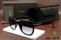 retro style sunglasses - Tom TF5179 new style fashion retro Sunglasses Designer sunglasses FORD men and women quality sunglass