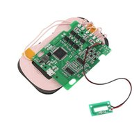 Wholesale Qi Wireless Charger PCBA Circuit Board With Coil Wireless Charging Pad DIY