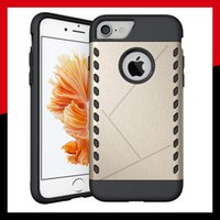 apple theme pc - Armor theme TPU PC Shockproof Full Body Rugged Holster real cool Case For iPhone
