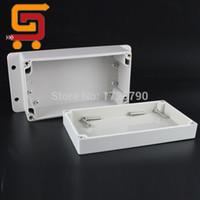 aluminum housing enclosure - mm Waterproof Plastic Electronic Project Box w Fix Hanger Plastic Waterproof Enclosure Box Housing Meter Box