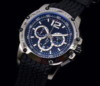 automatic chrono - New style luxury mens sports watch Quartz Racing Miglia Gran Turismo Chrono men watches stainless steel original clasp man wristwatch