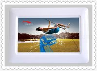 Wholesale 4pcs UK MP4 MP3 Camera inch Digital Photo Frame lcd Digital Picture Frames with MP3 MP4