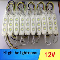 adhesive advertising - Super bright LEDs Module SMD Module Waterproof Decorative Light for Letter Sign Advertising Signs with Tape Adhesive Backside
