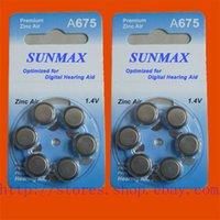 battery symbian - Batteries Button Cell Batteries x Hearing Aid A675 A ZA675 PR44 battery battery tank battery symbian