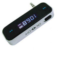 Wholesale New Electronic Car MP3 Player mm In car FM Transmitter For iPhone S Wireless Transmitter
