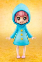 Wholesale cartoon Anime One Piece POP Rebecca Childhood ver Boxed PVC Action Figure Collectible children Model Toy low priceT5010