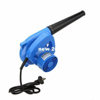 Wholesale Cheap Electric Hand Operated Blower for Cleaning computer Blue Electric blower computer Vacuum cleaner