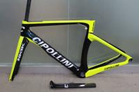 Wholesale NK1K cipollini frame carbon road bike frames racing bicycle frame carbon fiber bike frame fork seatpost headset clamp