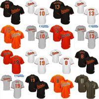 baltimore orioles jones - Youth baltimore orioles Cal Ripken Adam Jones Manny Machado Chris Davis kids Baseball Jersey stitched