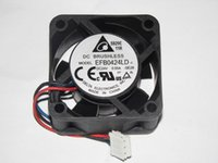 Wholesale Delta EFB0424LD SE28 V A Wire Cooling Fan