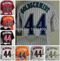 arizona fashion - 2015 Fashion New Arizona Diamondbacks Jersey Paul Goldschmidt Jerseys New Los Cool Base Black Red White Grey Strip