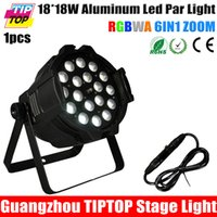 alibaba led - TIPTOP TP P70E X18W Led Zoom Par Stage Light Alibaba Best Manufacturer RGBWA UV IN1 Color Wall Washer Special Effect DMX512