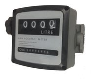 Wholesale Accuracy inch Diesel Fuel Oil Turbine Digital Petrol Flow Meter Counter