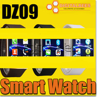 Wholesale DZ Smartwatch Grade A Bluetooth Smart Watch For Apple Samsung IOS Android Cell phone inch SIM Card GT08 U8 Free DHL