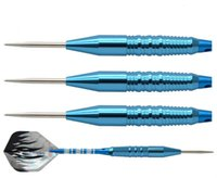 aluminium needle - D181 g Blue Darts body Tip steel Darts Needle aluminium Dart Shafts Dart Flights Dardos Throwing Toy