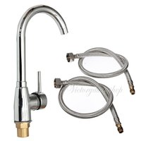 Wholesale Durable New Bathroom Bathtub Faucet Solid Brass Chrome Kitchen Basin Sink Mixer Tap High Quality