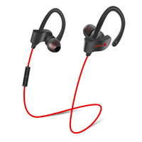 Wholesale Original Sports Wireless Bluetooth Earphones Stereo Earbuds Headset Bass Headphones with Mic In Ear for iPhone Samsung Phone