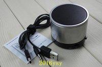 Wholesale Free DHL Fedex Bluetooth Speakers S10 Wireless Mini Portable Speaker TF FM Radio