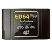 Wholesale For N64 ED64plus Game Save Device N64 Enhanced version Compatible with All Versions