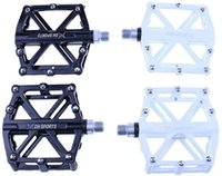 Wholesale Brand New DH SPORTS AL10 bicycle Magnesium Alloy pedal the fixed Gear mountain bike pedalboard